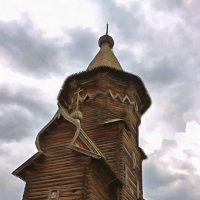 старая церковь( музей) :: Анжела Пасечник
