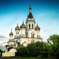 Иркутск. Церковь Владимира равноапостольного :: Анна