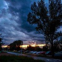 Грозовое облако :: юрий Амосов