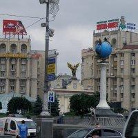 Киев, площадь Независимости :: Александр Рыжов