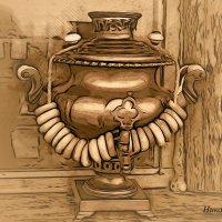 Золото старины :: Виктор Никаноров