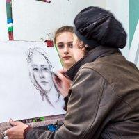 Творческий процесс :: Сергей Добрыднев