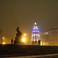 Что, опять новый год ? :: Анна Воробьева