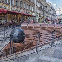 3.5 часа в Санкт-Петербурге :: Sergey Polovnikov