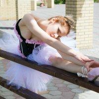 Образ балерины :: Эльвира Зотева