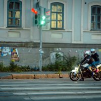 Мотоцикл :: Аннушка Гущина