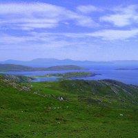 Ирландские пейзажи 1 :: Марина Домосилецкая