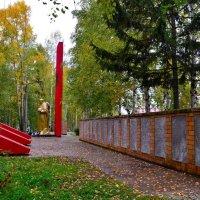 Памятник погибшим в Великой Отечественной войне. :: Александр Зуев