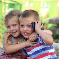 Детки :: Cветлана Свистунова