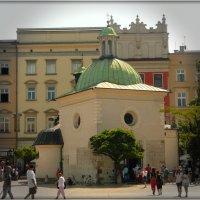 Костёл Святого Войцеха (Краков) :: Galina Belugina