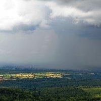 Дождь приближается :: Николай Танаев