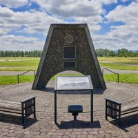 Памятник В.П.Чкалову :: Сергей Рычков