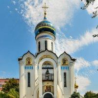 Храм женского монастыря :: cfysx