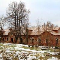 Введенский Владычный женский монастырь города Серпухов :: tatiana