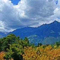 Альпы...Южный Тироль(Италия)...... :: Galina Dzubina
