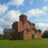Церковь Спаса на Ковалеве. :: Татьяна