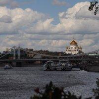 Москва любимая. :: Ирина Лебедева