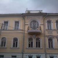 Фасад дома купца Павла Лебедева :: Tarka