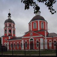 Георгиевский храм. Ливны. Орловская область :: MILAV V