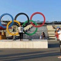 Адлер. Фото на память об Олимпиаде :: Татьяна Смоляниченко