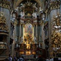 В Соборе Св.Петра. Вена :: Алёна Савина