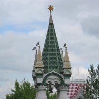 Красивая башенка :: Дмитрий Никитин