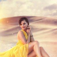 Цветок пустыни :: Фотохудожник Наталья Смирнова