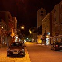 Ночной город :: Е. Вегнер