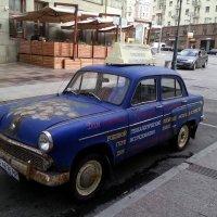 Генеалогический предок советского автомобилестроения :: Михаил Андреев
