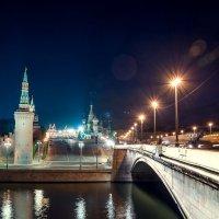 Каменный мост. Москва :: Наталья Алексеева