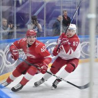 На кубок мэра Москвы по хоккею :: Светлана Яковлева