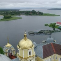 Вид к колокольни :: Виктор Мухин