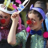 Ах ,эти  клоуны  ! :: михаил пасеков