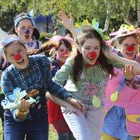 Ах,эти клоуны !! :: михаил пасеков
