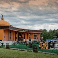 Новосибирский крематорий :: Дмитрий Конев