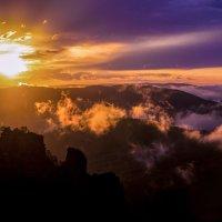 На закате :: Георгий Морозов