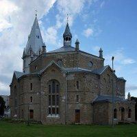 Александровская лютеранская церковь в Нарве :: Елена Павлова (Смолова)