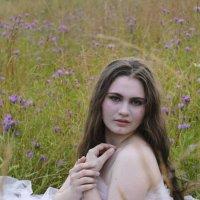 В цветах :: Анна Городничева