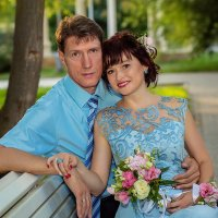 Серебряная свадьба :: Наталья Кузнецова