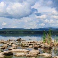 Озеро Кисегач :: Вячеслав Васильевич Болякин