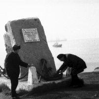 1973-й  В посёлке Диксон :: Иволий Щёголев