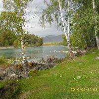 Пейзаж :: Татьяна Татьянина