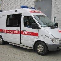 Скорая медицинская помощь :: Дмитрий Никитин
