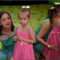 Дочь с дочерью в анфас и в профиль. :: Anatol Livtsov