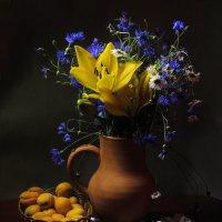 Желтая лилия :: SaGa