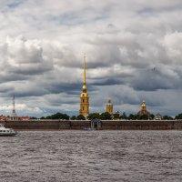 Питер перед дождем :: Александр Кислицын