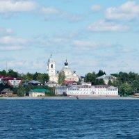 Славный город Мышкин :: Олег Пученков