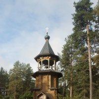 Колокольня храма Коневской божьей матери :: El Кондукова