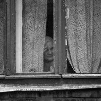 За окнами ... :: Roma Chitinskiy
