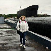 Девушка и лодка :: Кай-8 (Ярослав) Забелин